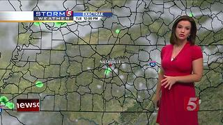 Bree's Evening Forecast: Monday, July 24, 2017 - Video
