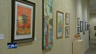 Manitowoc museum hosting work from local artists