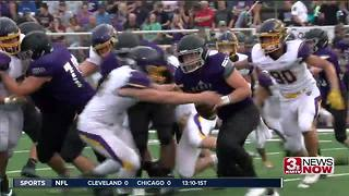 Bellevue West vs. Bellevue East 9-1 - Video