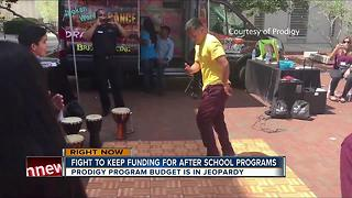 Prodigy continues fight to keep funding for after school programs - Video