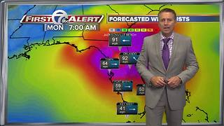 Full Weather 5pm - Video