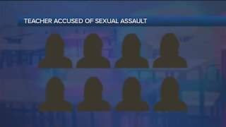 Teacher in metro Detroit area allegedly sexually assaulted, harassed female students