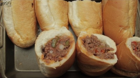 Sloppy Joe Rolls