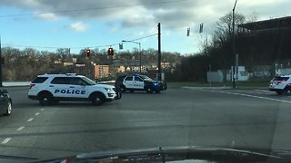 Police procession for Colerain officer