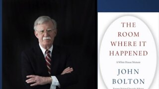 John Bolton speaks about Trump presidency