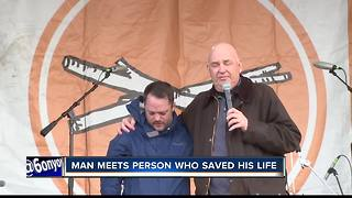 Man meets Boise donor who saved his life - Video