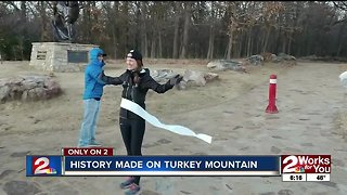 Local woman conquers 100-miler