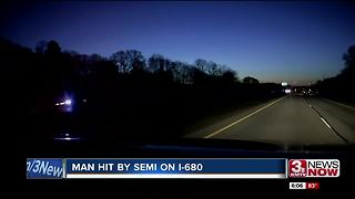 Police identify pedestrian killed in I-680 crash - Video