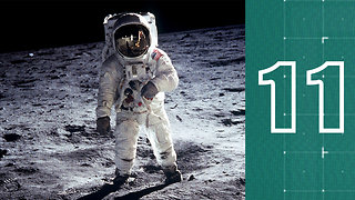 The Crazy Things Astronauts Did to Survive the First Moon Landing