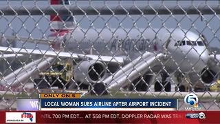 Local law firm sues American Airlines for injuries sustained during emergency evacuation - Video