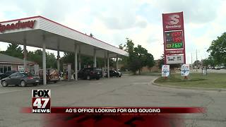 Attorney General warns gas stations not to gouge customers - Video