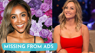 Tayshia Adams REPLACES Clare Crawley as Bachelorette: MISSING from Ads