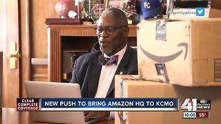 KC mayor encourages #KC5Star Amazon reviews - Video