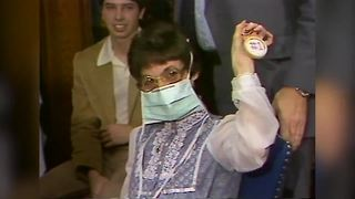 1982: Annie Gardner becomes Indiana's first heart transplant recipient - Video