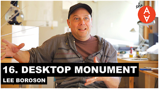 Desktop Monument - Lee Boroson - Video