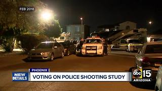 Top stories: Truck hits pedestrian in Scottsdale, Phoenix hit-and-run, Police shooting study - Video
