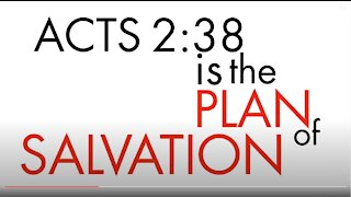 Acts 2:38 Bible Salvation