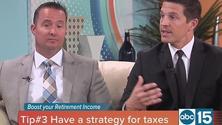 Acute Financial talks about the top 3 ways to boost retirement income retirement - Video