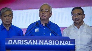 Former Malaysian Prime Minister Charged With Corruption - Video