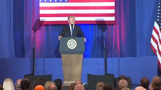 FULL SPEECH: President Trump unveils GOP tax reform plan in Indianapolis - Video