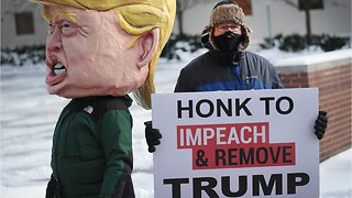 "Impeachment trial: ""Trump a threat to democracy"""