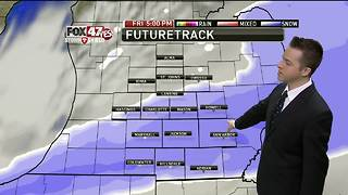 Dustin's Forecast 2-9 - Video