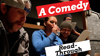 Comedy Night Rehearsal: A Funny Comedy Show