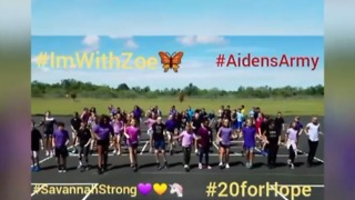 Loxahatchee students show off moves to raise awareness of neuroblastoma