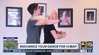 Enhance your dance for cheap - Video