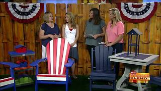 Celebrate the Fourth Outdoors and In Style - Video