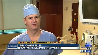 Boulder Community Health: General Anesthesia