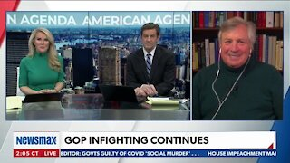 GOP Infighting Continues