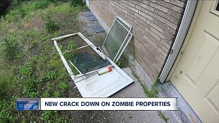 "New tools coming in fight against ""Zombie Properties"""