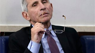 "Dr. Fauci Says He Will ""Settle"" For 70-75% Effective Coronavirus Vaccine"