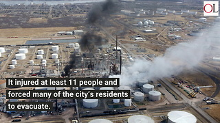 State of Emergency Declared in Wisconsin County after Oil Refinery Explosion