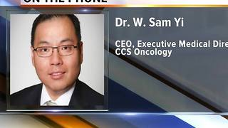 CEO of CCS Oncology talks about lawsuit - Video