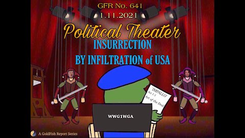 The GoldFish Report No. 641 - Insurrection By Infiltration of USA