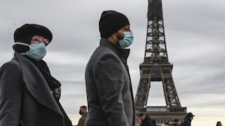 France Reports First Case Of More Contagious COVID-19 Variant
