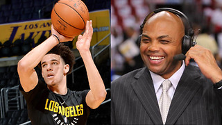 Charles Barkley ROASTS Lonzo Ball's Terrible Shooting - Video