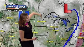 Jesse Ritka's Monday afternoon Storm Team 4cast - Video