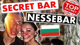 Bulgarian Seaside Vacation {Day #5 Old Town Nessebar at Night}🥃🍹
