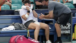 72 Tennis Players In Quarantine Ahead Of Australian Open
