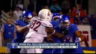 Rypien excited to play WSU in Pullman - Video