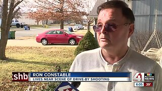 Ring camera captures Lee's Summit drive-by shooting