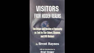 Visitors From Hidden Realms with Brent Raynes
