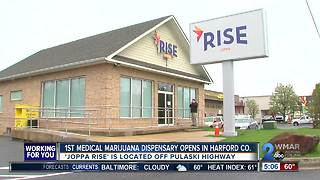 First medical marijuana dispensary opens in Harford County