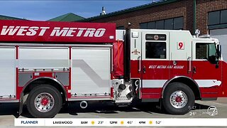 West Metro Fire to hold public christening for new engine