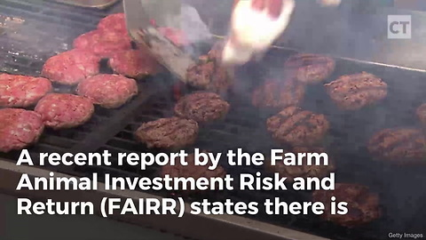 Vegans Want Special Tax on Meat