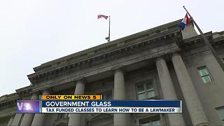 Ohio will spend $5M to teach current and future elected officials how to lead - Video