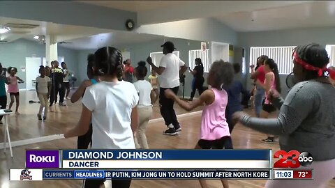 Local dance crew keeping kids off the streets